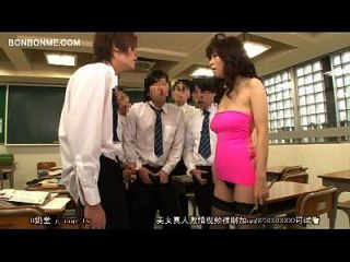Horny Teacher Seduce Student 15