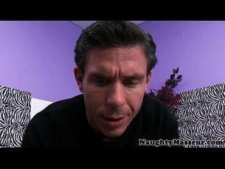 Milf Eva Karera Asshole Massaged With Cock
