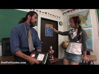 Tight Wet Teen Fucked By Teacher!