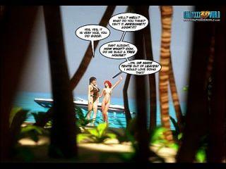 3d Comic: Vox Populi. Episode 30. New Toys...