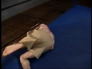 Amazon Gina Body Slammin Bitch Beats Up Alex