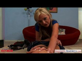 Busty Blonde Mom Allison Kilgore Take Cock