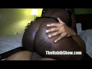 Ferrari Blaque Thicke Chocolate Takes 12 Inch Redzilla
