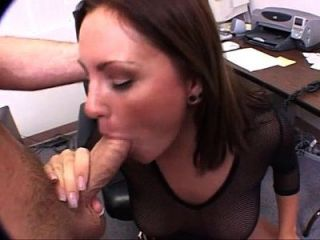 Katin - Cute Brunette Licks And Rims Ass