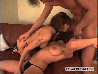 Ass To Mouth Finished With Hot Titjob Nl-13-04