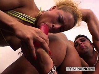 Hard Balls-deep Anal And Huge Facial Nl-8-03