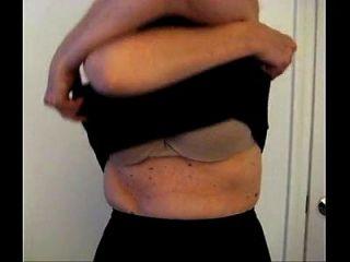 Wife Flashing Huge Boobs