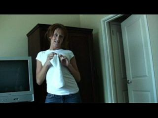 Older Housekeeping Milf Busts You Jacking Off Pervert!