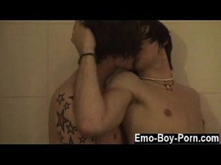Super Young Emo Gay Bareback Porno Jason And Benjamin Are From Two