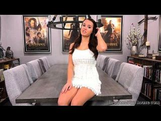 Brooke Makes Herself Cum In Her Castle Room