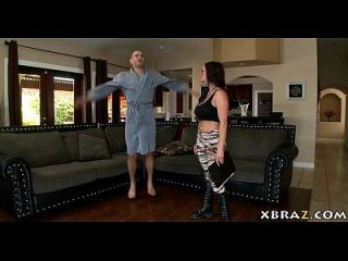 Big Boobs Milf Pornstar Kendra Lust Fucks A Strong Cock