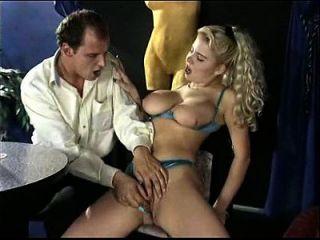 Big Natural Tits Blonde German