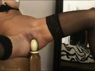 Lonely Milf Fucks Her Bed Post Live @ Www.slutcamz.xyz