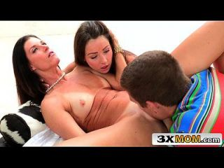 Stunning Milf India Summer Shared Cock With Lola Foxx