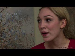 Misty Stone Enjoys Fingerfuck In The Examination Room