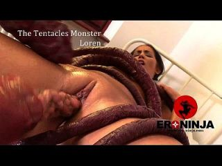 The Tentacles Monster Loren Minaldi