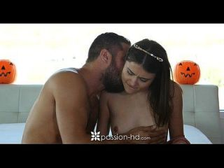 Halloween - Halloween Treats From Adria Rae To Danny On Passion-hd