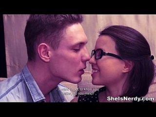 She Is Nerdy - Glasses Youporn Cum-painting Xvideos Blowjobs Redtube Teen Porn