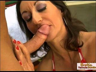 Wild Milf Couldnt Wait To Taste His Big Dick