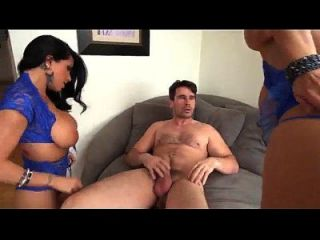 Lisa Ann In Fucking Threesome With Romi Rain