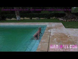 Madlifes.com - Reality Show Porno Yarisa Duran Se La Chupa A Salva Da Silva