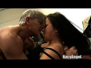 Christoph Meets Racy Angels Aleska Diamond, Niki Sweet, Sandra De Marco, Terry C