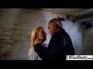 Office Busty Girl Love Hard Sex In Office Movie-25