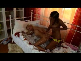 Russian Lesbian Strapon Sex
