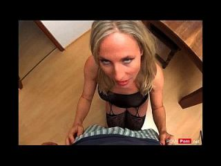 German Submissive Mature Talks Dirty And Gets Fucked In The Ass - Pov-porn.net