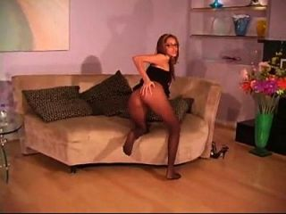 Jenna Haze Pantyhose Action