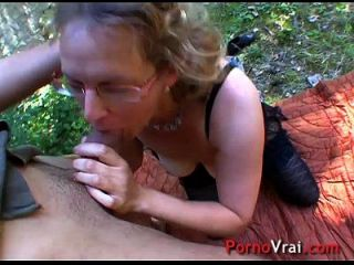 Mature Fuck With An Arab Who Squirting!! French Amateur