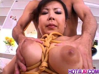 Rough Asian Bondage Porn Scenes With Marin Asaoka