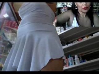 Horny Milf Working And Masturbating At The Pharmacy Part 11 - Getmycam.com