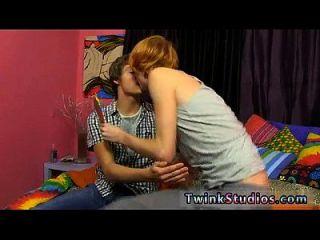 Gay Boy Kiss Tube Preston Andrews And Blake Allen Feast