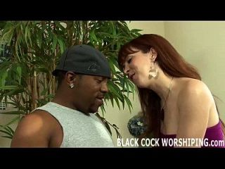 Watch Me Get My Ass Filled With Big Black Cock