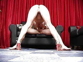 Russian Mature Tania Orlova Blowjob - M27
