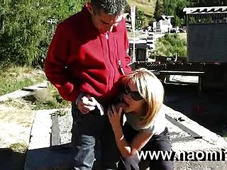 Blowjob Public For Naomi1