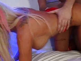 Hot Blonde Gets Fucked And Cum In Her Mouth!