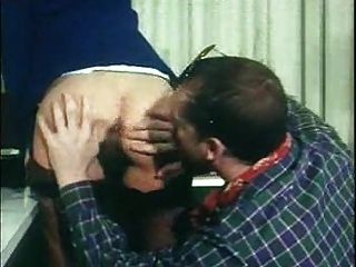 German Vintage Anal Clip - Secretary Gets Assfucked