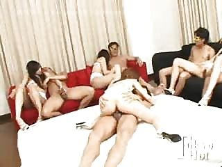 Lovely Japanese  Orgy 2 Dm720