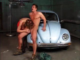 Horny German Granny Fucked By Young Guy