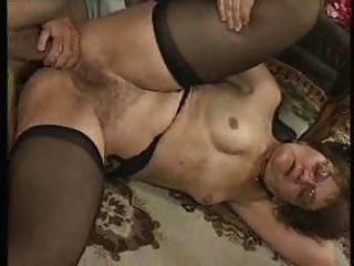 Anal videos Granny orgy