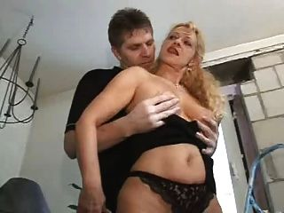 Bea Dumas Mature Milf Hot Ass Anal Troia Takes Hard Cock In The Ass All The Way Tits