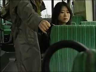 asian bus sex