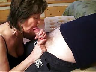 Milf Is Sucking My Dick! Real Amateur.f70