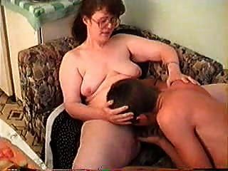 Russian Mom And Boy 084