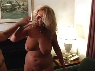 Threesome videos Granny porn