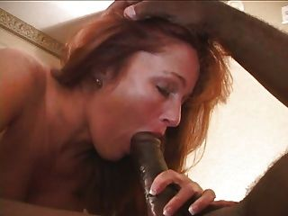 Sexy Redhead Wife Loves That Big Black Cock #8.eln