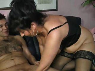 Big tit shemale