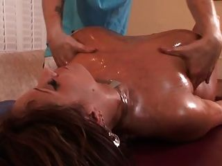 Oily Eva Notty Gets Fucked
